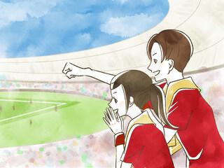 スポーツ観戦とパーソナルトレーニングの効果