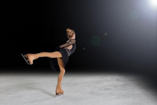 フィギュアスケート界でも取り入れ始めた加圧トレーニング